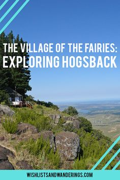 Endless forests, a quaint village atmosphere & looming mountains: Hogsback… World's Most Beautiful, Beautiful Places, Tolkien Books, Life List, Travel Articles, Interesting History, City Guides, Rustic Charm, Holiday Destinations