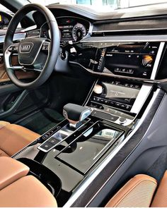 New luxury cars interior audi 22 Ideas Maserati, Bugatti, Audi A8, Audi Supercar, Audi S6 Avant, Audi A3 Limousine, Carros Bmw, New Luxury Cars, Lux Cars