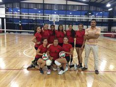 Cuatreros campeones de la Eliminatoria Estatal de la Copa Federación de Voleibol en Ags ~ Ags Sports