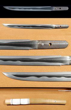 銀座 誠友堂: 短刀 則光(TA-08092)