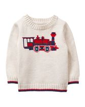 Train Sweater