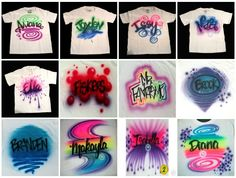 airbrush t shirt ideas - Google Search
