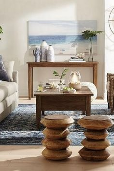 house living room furniture couch is it a scam 58 Coastal Living Rooms, Home Living Room, Living Room Designs, Couch Furniture, Living Room Furniture, Entryway Tables, Beach House, Room Ideas, Homes