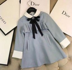 Baby kids dress simple 30 ideas Little Girl Dresses Baby Dress ideas Kids simple Baby Girl Fashion, Kids Fashion, Fashion Black, Fashion 2018, Dress Fashion, Fashion Ideas, Baby Outfits, Kids Outfits, Simple Outfits