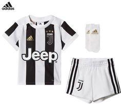 Juventus F.C White Juventus FC ́17 Baby Home Kit