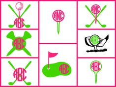 Download Pics For > Golf Ball Silhouette   Pictures   Pinterest ...