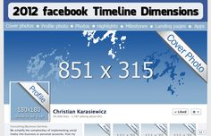 The first Facebook change of 2013 is here (early). Changes coming to what you can include in your Facebook cover photo. #socialmedia #facebook