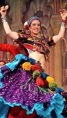 I wanna be a gypsy - persephone dance company - photo Whitney Brandt