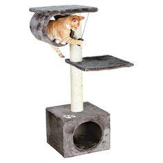 Trixie San Fernando Cat Tree - Platinum Gray : Target