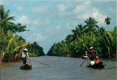 Plan a Mekong Delta tour - Vietnam Family Holidays, Tour Packages & Travel Services for Key Attractions at Affordable Prices Vietnam Tours, Vietnam Travel, Visit Vietnam, Vietnam War, Laos, Mekong Delta Vietnam, Beautiful Vietnam, Vietnam Voyage, Beaches In The World
