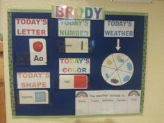 Brodys homeschool board