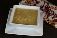 Easy Gluten Free Menu Plan- Copy Cat Panera Soup, Fried Rice, Egg Drop Soup and more from lynnskitchenadventures.com