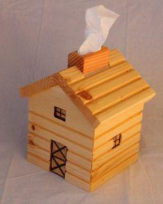 Kleenex Cabin Box Cover