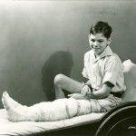 Meet one of our oldest Kosair Kids® Dr. James Hurt