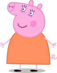 Five Reasons Why I'd Like to be Mummy Pig #blog