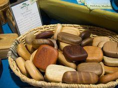 Wooden shakers, Earnest Efforts Woodworking Holiday Market, Stocking Stuffers, Effort, Woodworking, Treats, Food, Sweet Like Candy, Goodies, Essen