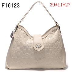 US2758 Coach Shoulder Bag 110023 2758
