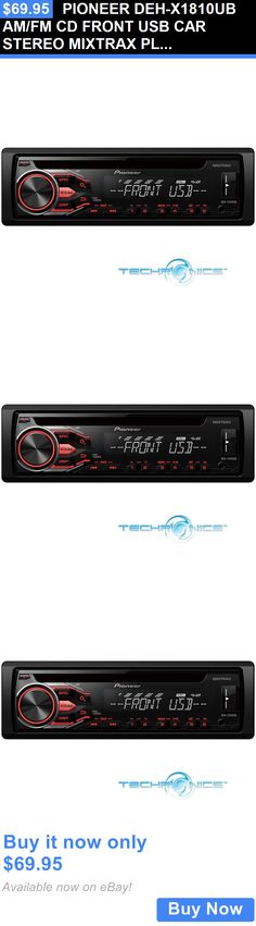 v auml deg ntage kex p auml deg oneer car stereo vintage vehicle electronics and gps pioneer deh x1810ub am fm cd front usb car