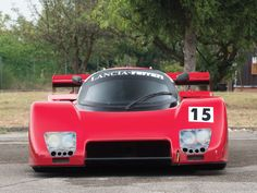 1991 Lancia-Ferrari LC2 Group C | Duemila Ruote 2016 | RM Sotheby's