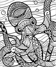 ColorIt Wild Animals Coloring Book: Premium Hardcover With Top Spiral Binding Grown Up Coloring Book Features 50 Original Hand Drawn Animal Coloring Pages for Adults: Terbit Basuki, ColorIt: 0638037929201: Amazon.com: Books