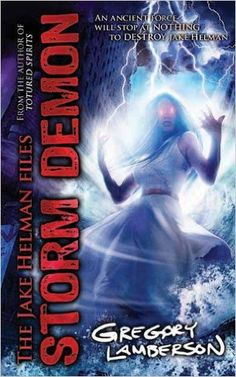 Storm Demon (Jake Helman Files Series): Gregory Lamberson: 9781605427461: Amazon.com: Books