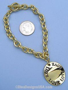 Charm Bracelet<br>SKU: 32C $3.00