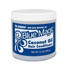 Blue Magic Coconut Oil Hair Conditioner 12 oz