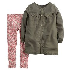 To wear with pink vest Carter's