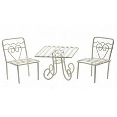 Patio Furniture With Fairies For Humans