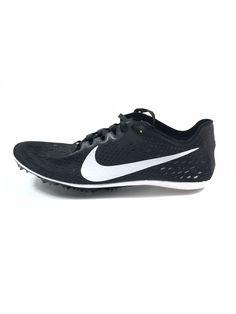 ba1de2519d92d Nike Zoom Victory 3 Track Shoes Spikes Black White Volt Size 10 Mens  835997-017
