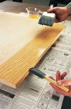 20 Finishing Tips Purchase the complete version of this woodworking technique story from AWBookstore.com. Make dewaxed shellac Take the wax out of shellac and you have a great sealer that's compatible…MoreMore #WoodworkingTips
