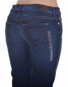 True Religion Womens Jeans Size 27 Jessie Flare in Diamond Highway NWT $198 #TrueReligion #Flare