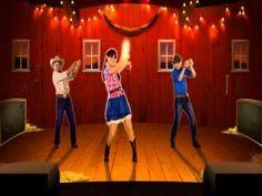 Just Dance Disney - Hoedown Throwdown (Wii Rip) - YouTube