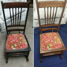 A clients family heirloom I restored Restoration, Dining Chairs, Furniture, Home Decor, Homemade Home Decor, Home Furnishings, Dining Chair, Interior Design, Home Interiors