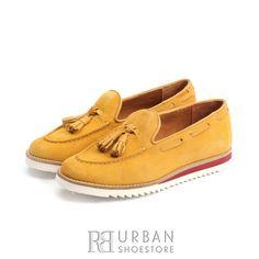Mocasini dama din piele intoarsa - 202 Mustar Velur Marimo, Sperrys, Boat Shoes, Flats, Loafers & Slip Ons, Flat Shoes, Sperry Boat Shoes, Ballet Flats