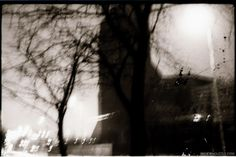 CITY - Lomography by MANDRAGUZZLE. http://mandraguzzle.com #art #photo #photography #lomo #lomography #film