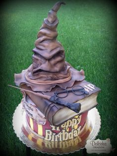 Torta Harry Potter - Harry Potter cake