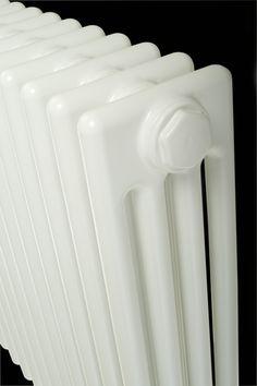 Revive 600H x 904W Four Column Horizontal Radiator  - mr central heating, £307 in silver grey for 600 x 900 (w); 5173 BTU