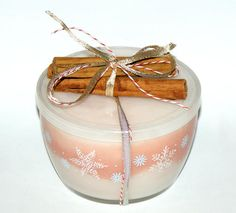 Homemade Christmas Gift Idea - DIY Peppermint Scented Foaming Sugar Scrub Recipe