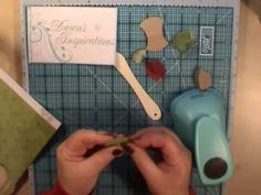 ▶ Make your own Tab Embellishments - YouTube