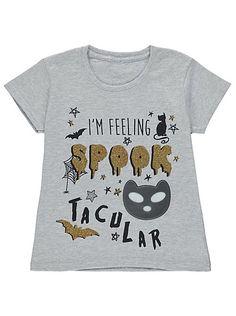 dd035f98955 Halloween Spooktacular Light-up T-Shirt