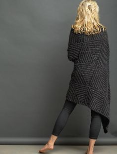 free pattern mitre blanket