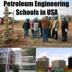 The Geu University Includes Top Petroleum Engineering Colleges In