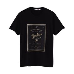 Fender Shirt by UNIQLO