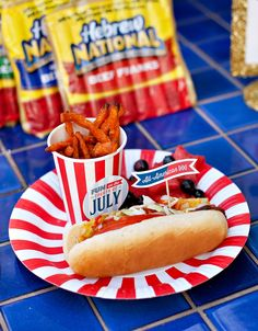 """""""All-American County Fair"""" - 4th of July Party Ideas"""