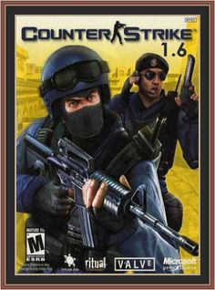 Counter Strike 1.6 (CS 1.6) Download Full Version Pc Game.  Disc