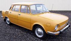 1975 Skoda 100s, Czech Republic