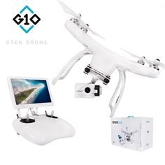 UP Air UPair-Chase UPair One 5.8G FPV 4K HD Camera With 2-Axis Gimbal RC Quadcopter (Newest Version)