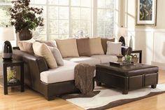 Logan Stone Sectional Living Room Full Chambersburg Pa