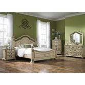 Found it at Wayfair - Cavas Customizable Bedroom Set